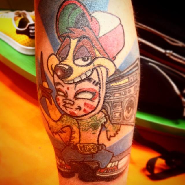 Mrwany Tattoo Guarito Bad Photos Info At Wanyonecom Urb Flickr