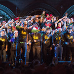 On 12th December 2014, all four Choirs with No Name came together in the beautiful Union Chapel in London to put on surely THE Christmas show of the year. Here are photo highlights of a wonderful evening!   The Choir with No Name runs choirs for people who have experienced homelessness, and others on the margins of society.  www.choirwithnoname.org