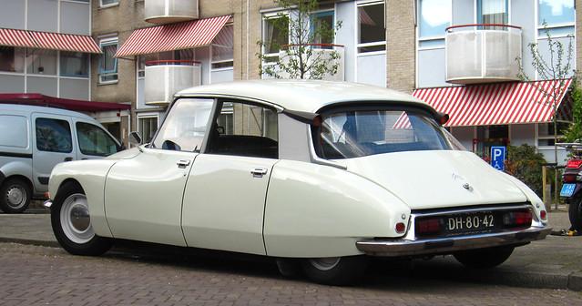 1972 Citroën DSpécial 20