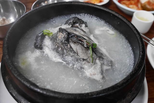 日, 2014-11-02 06:11 - 百済参鶏湯
