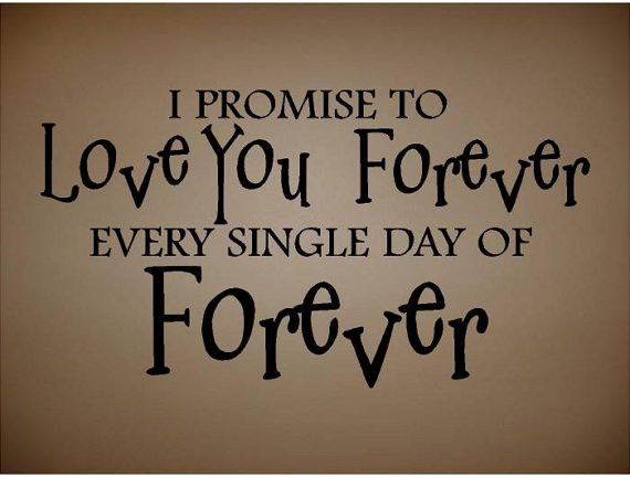 Image of love you forever quotes