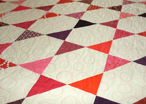 modern star quilt single quilting series block stretched tutorial