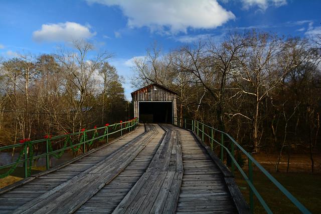 Euharlee Creek Covered Bridge