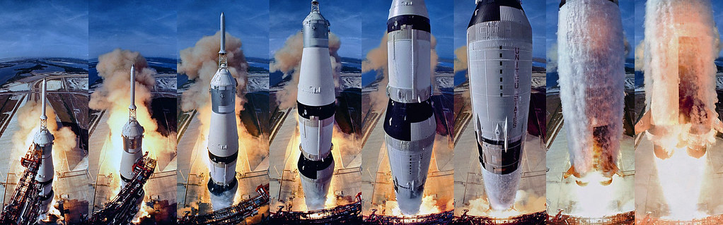 Apollo 11 launch: