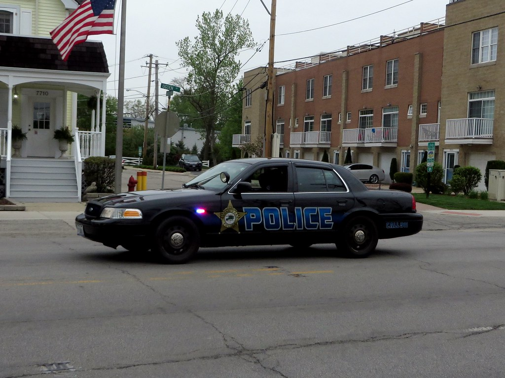 Stone Park Police >> Il Stone Park Police Department Inventorchris Flickr