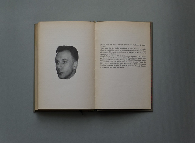 Michel Butor, La Modification (1959, Club français du livre)