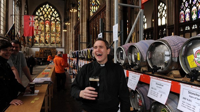 17. Enjoy a beer festival
