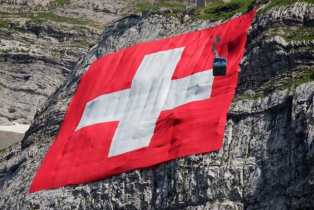 Happy Birthday Swiss