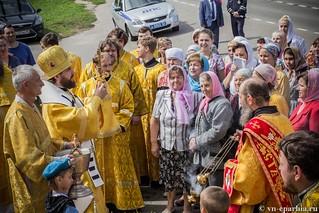 Литургия в Ильинском соборе 720