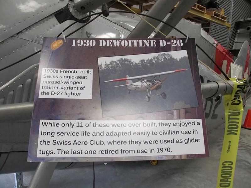 Dewoitine D.26 2