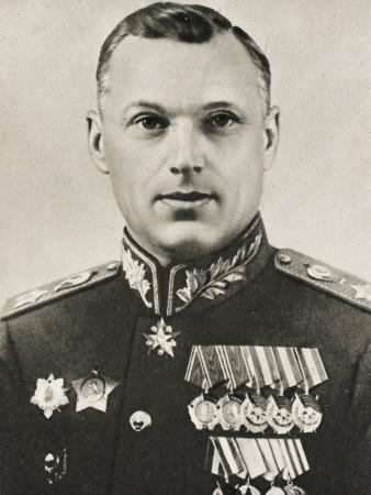 General Konstantin Rokossovsky