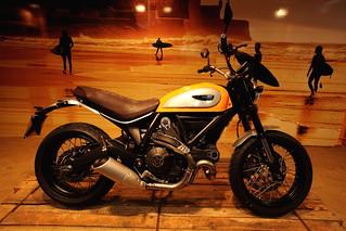Ducati Scrambler | by Franco Vannini
