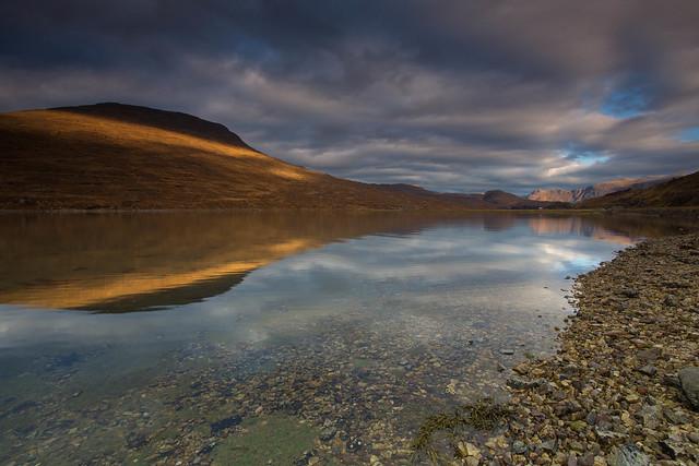 Loch Kishorn.