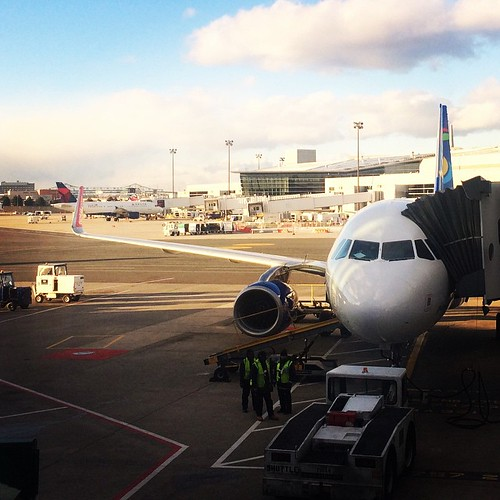 Stop #2, #logan #airport #travel | by kindreds unite