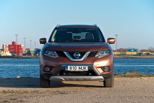 Nissan X-trail 2014 | by Janitors