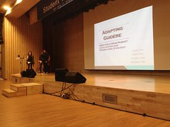 Hankuk University of Foreign Studies, Seoul, Korea: November, 2014