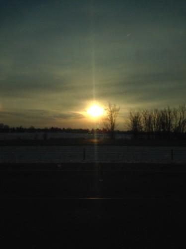 sunrise i71nmilemarker215