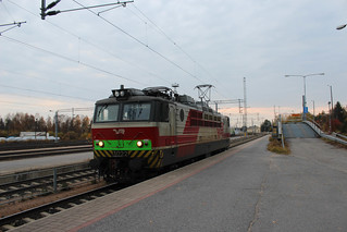 Train to Helsinki at Rovaniemi train station | by Timon91