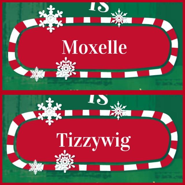 Mine & Trevor's elf names according to #NorthpoleMovie elf