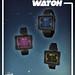 NOMAD // Retro Game Watches