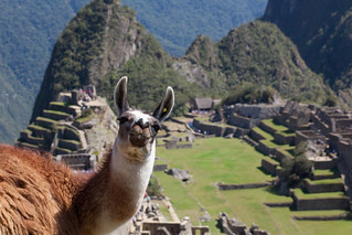 Hola, Greetings from Machu Picchu | by Geraint Rowland Photography