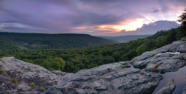 Eagle Point overlook, Putnam County, Tennessee 2