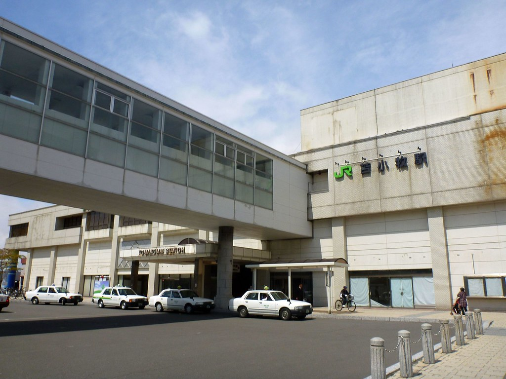 JR Tomakomai Station