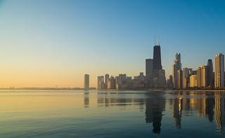 Morning in Chicago | by Frank McNamara