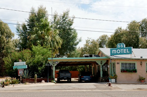 66 Motel - Route 66, Needles, California | by RoadTripMemories