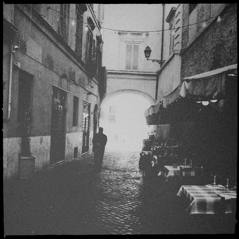 Trastevere Rome