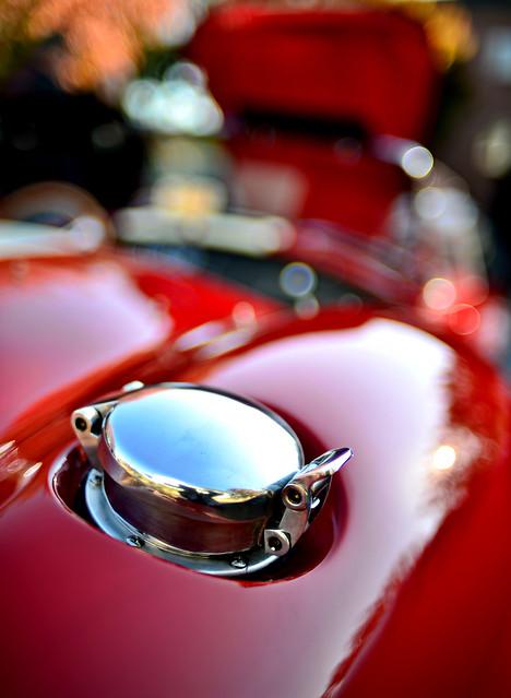 Cobra 427 @ Katie's Cars and Coffee - Great Falls, VA
