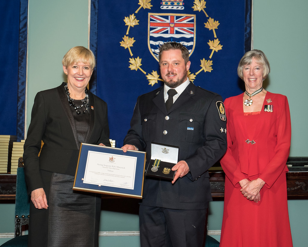 BC police honoured for valour, meritorious service | Flickr