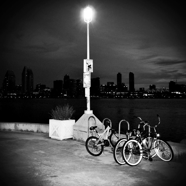Bikes and the City