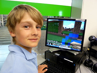 Minecraft | by Christchurch City Libraries