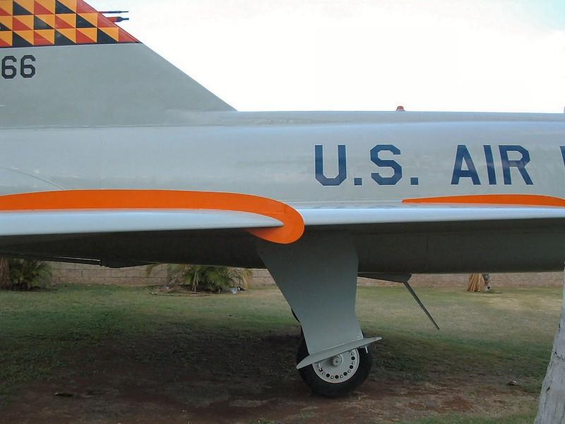 Convair F-102A 3