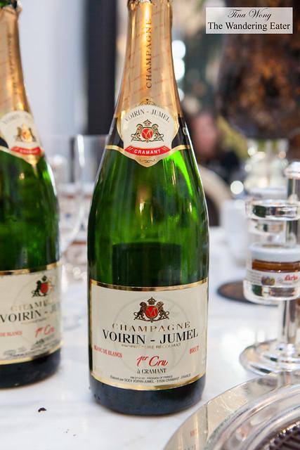 Champagne Voirin-Jumel 1st Cru Blanc de Blancs