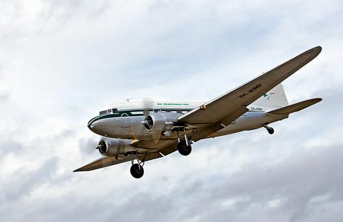 Douglas DC-3 Airliner. | by Bernard Spragg