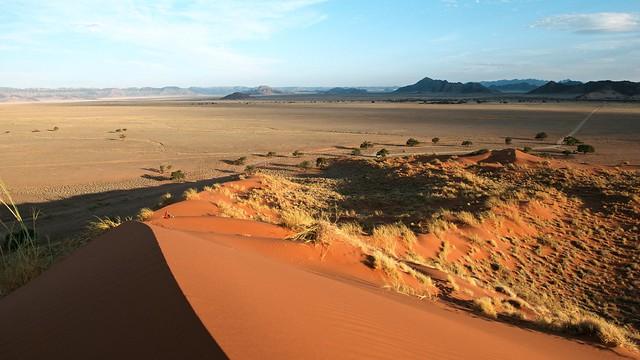 evening at Elim dune