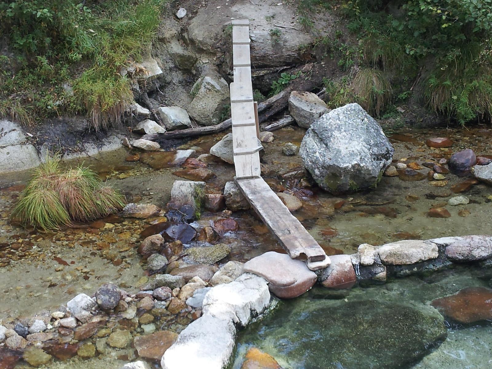 Trail Creek Hot Springs, Idaho