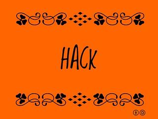 Buzzword Bingo: Hack | by planeta