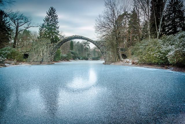 Rakotzbrücke / Teufelsbrücke