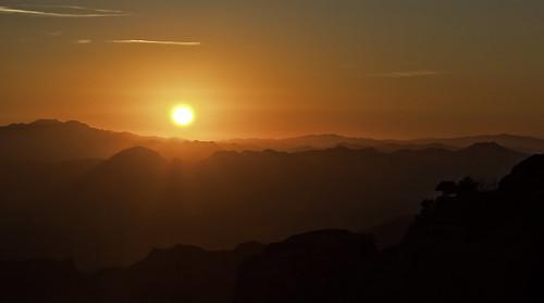 sunset arizona desert mtlemmon