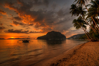 El Nido Sunsets - Copyright Travelosio | by travelosio