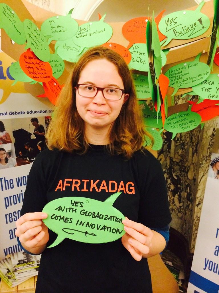 IDEA DEBATE TREE GALLERY AFRIKADAG IDEA NETHERLANDS NL