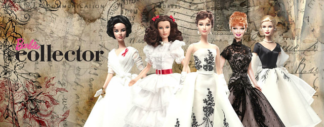 Barbie Collector- Hollywood Legends