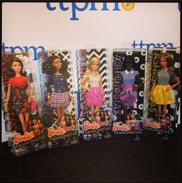 Barbie Fashionistas 2015 are already ready to hit the stores