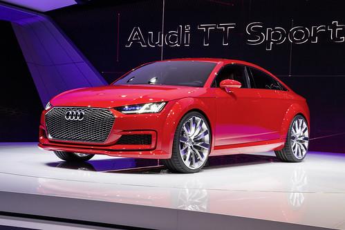 Audi TT | by Az online magazin