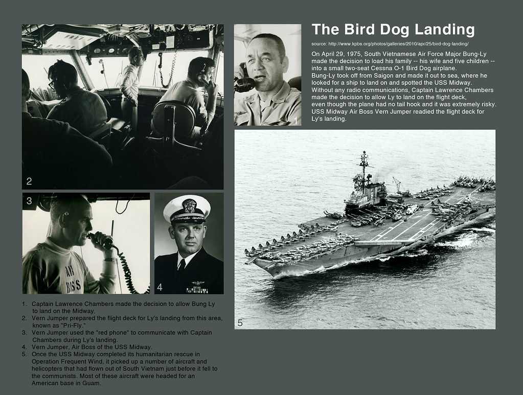 Fall of Saigon - Operation Frequent Wind. The Bird Dog Lan…   Flickr