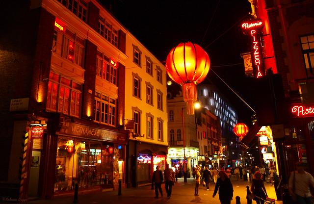 Chinatown pizzeria