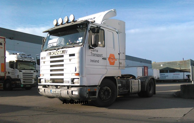 Carna Transport Scania 113 360